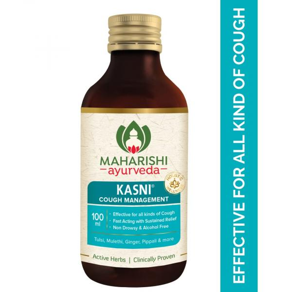 Maharshi Ayurveda - Kasni Cough Syrup