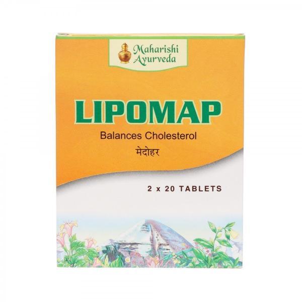 Maharshi Ayurveda - Lipomap