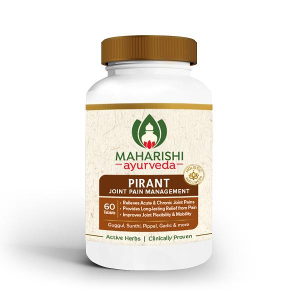 Maharshi Ayurveda - Pirant Tablets