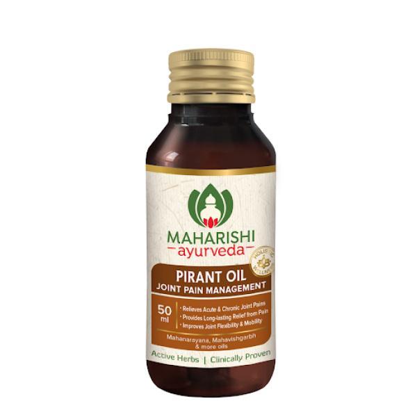 Maharshi Ayurveda - Pirant Oil