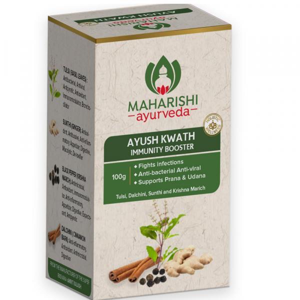 Maharshi Ayurveda - Ayush Kwath Immunity Booster