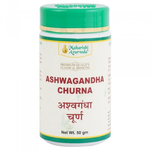 Maharshi Ayurveda - Ashwagandha Churna