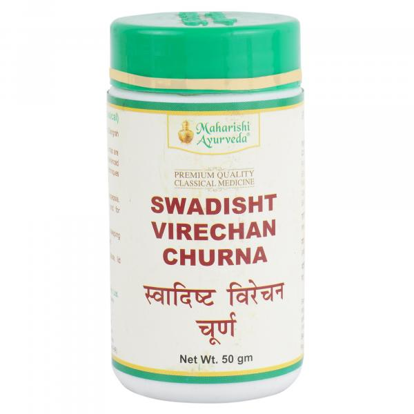 Maharshi Ayurveda - Swadishat Virechan Churna