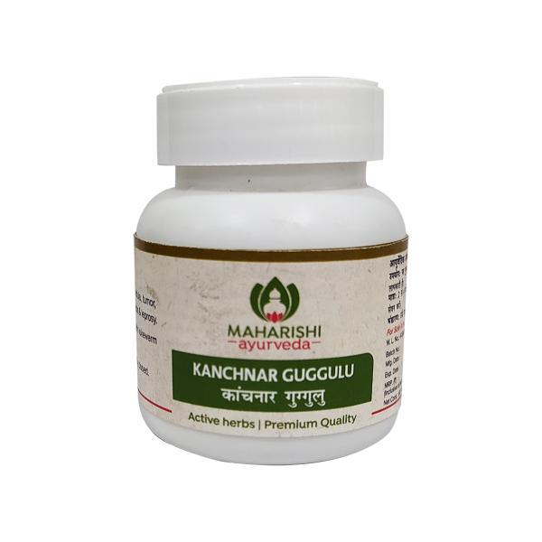 Maharshi Ayurveda - Kanchnar Guggulu