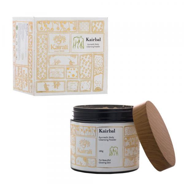 Kairali - Kairbal Powder (Ayurvedic Body Cleansing Powder for Beautiful Glowing Skin)