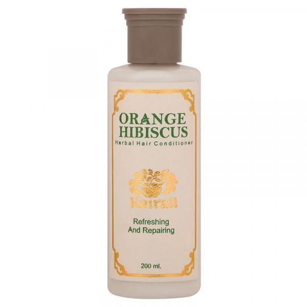 Kairali - Orange Hibiscus Herbal Hair Conditioner