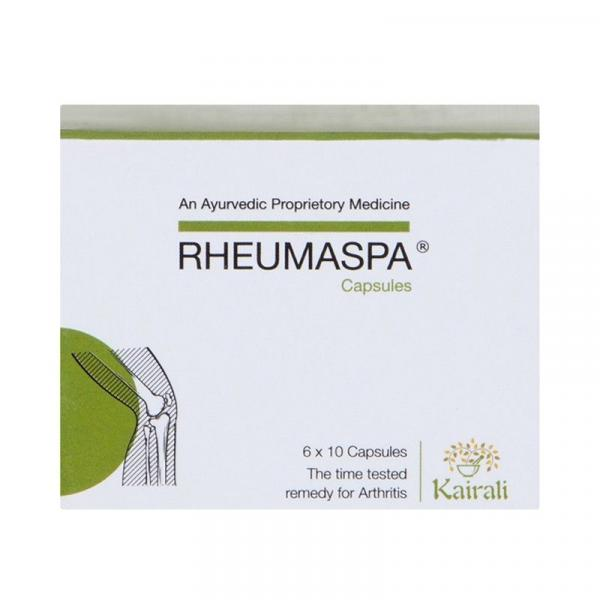 Kairali - Rheuma Spa (A herbal product for reducing Rheumatism and Arthritis related issues)