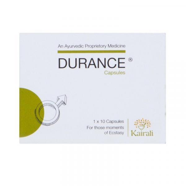 Kairali - Durance Capsules (Ayurvedic Medicine for Sexual Disorders in Men)