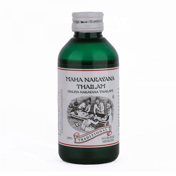 Kairali - Maha Narayana Thailam (Ayurvedic Medicated Oil for Rheumatic Disorders)