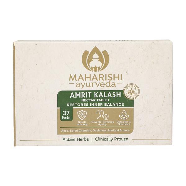 Maharshi Ayurveda - Maharishi Amrit Kalash - 4 (Sugar Free Tablets)