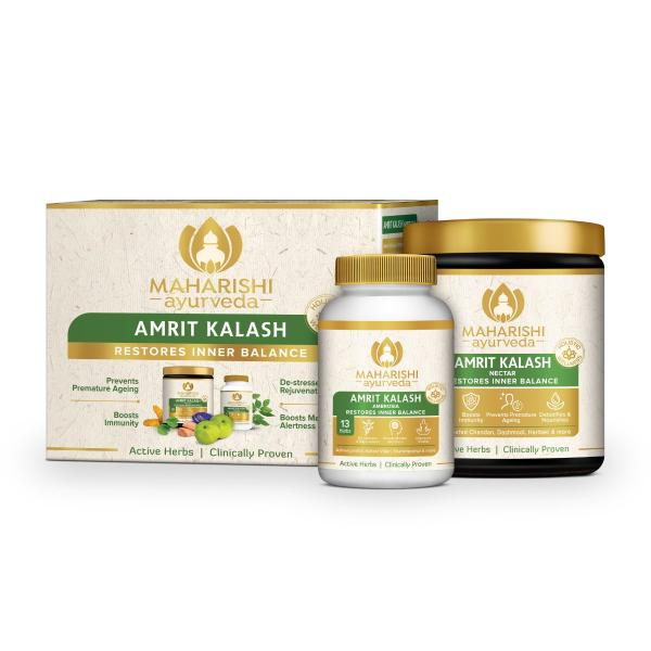 Maharshi Ayurveda - Amrit Kalash Dual Pack