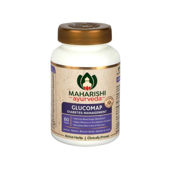 Maharshi Ayurveda - Glucomap