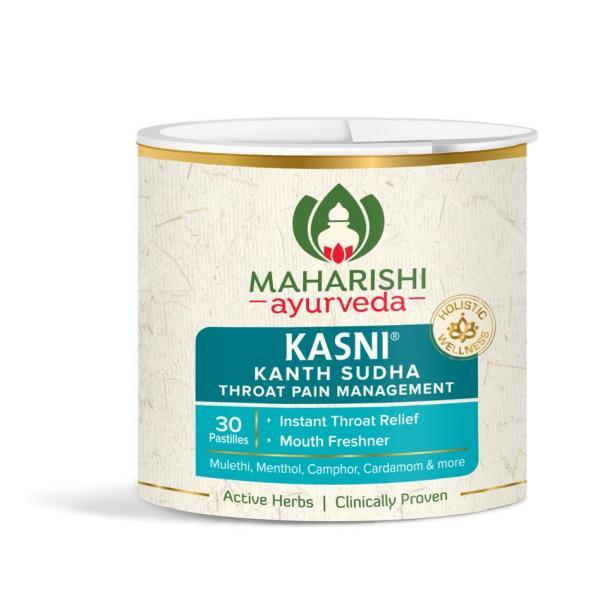 Maharshi Ayurveda - Kasni Kanth Sudha