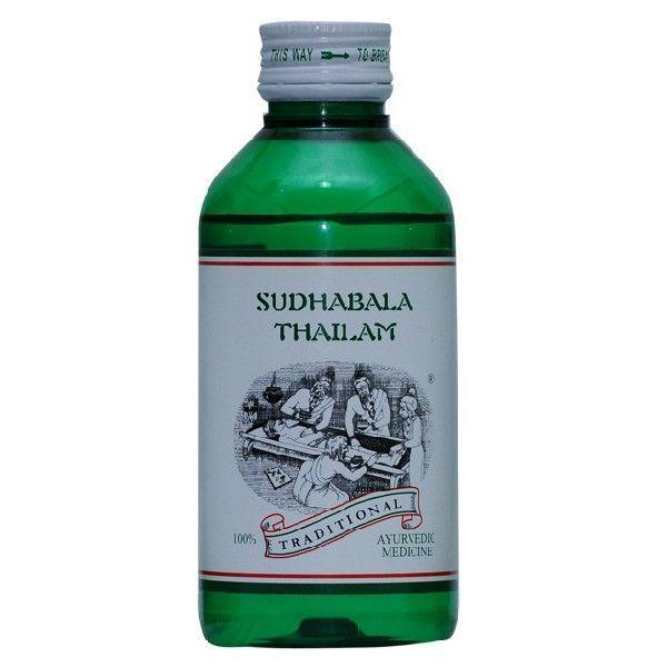 Kairali - Sudhabala Thailam (Ayurvedic Oil for Treatment of Neurological Conditions)
