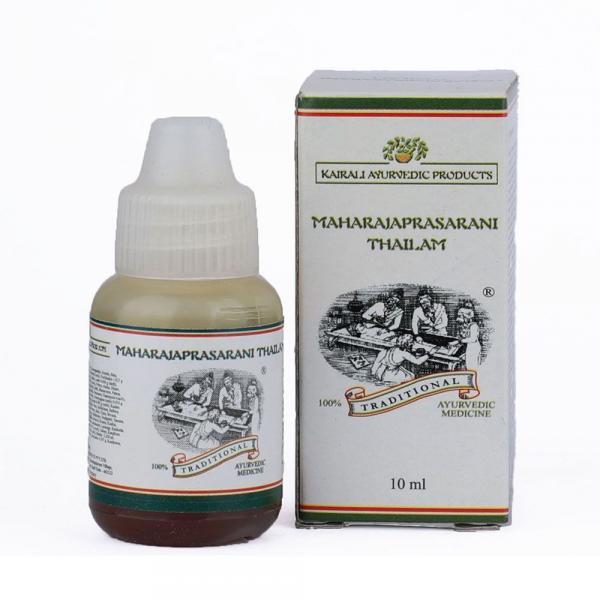 Kairali - Maharajaprasarani Thailam (Ayurvedic Medicated Oil for Neurological Problems)