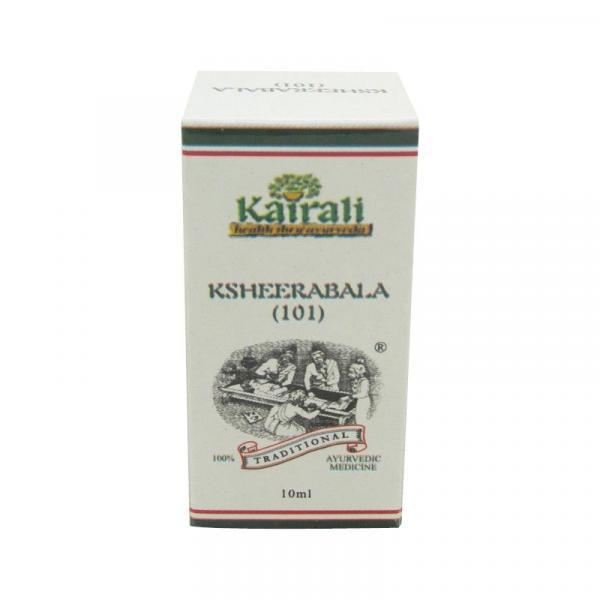 Kairali - Ksheerabala (101) (Ayurvedic Oil to Treat Neurological & Arthritic Disorders)
