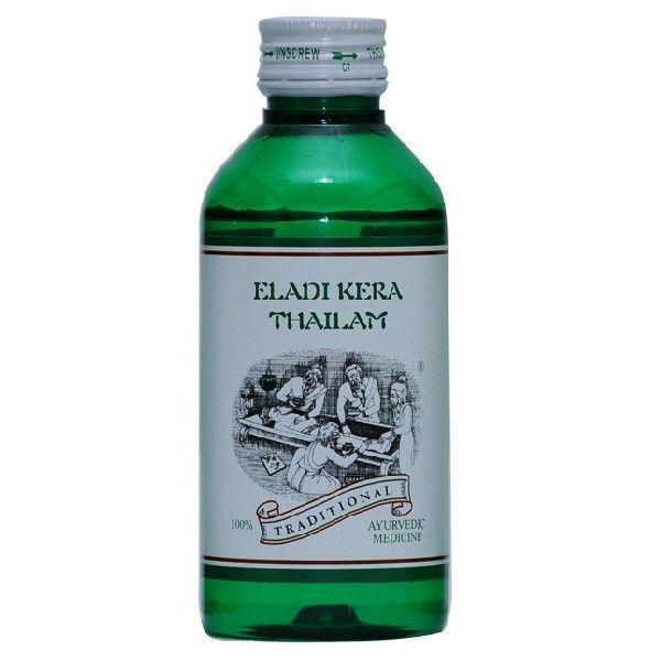 Kairali - Eladi Kera Thailam (Ayurvedic Oil for Treatment of Skin Diseases)