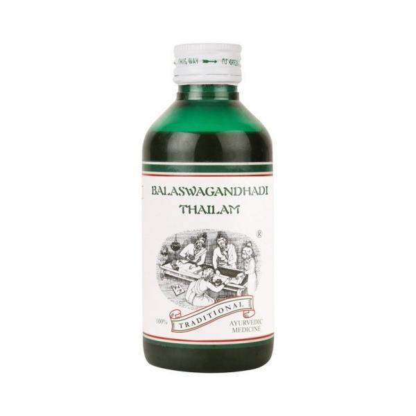 Kairali - Balaswagandhadi Thailam (Ayurvedic Medicated Oil for Arthritic and Neurological problems)