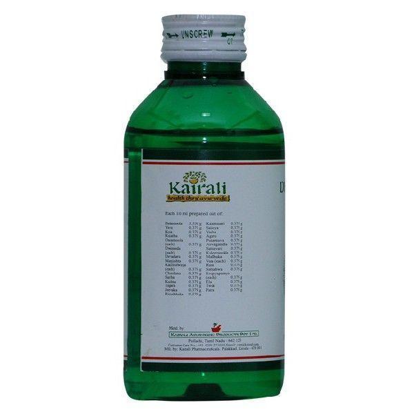 Kairali - Dhanwantharam Kashayam (Ayurvedic Post Pregnancy Care & Uterine Tonic)