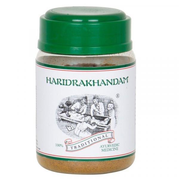 Kairali - Haridrakandam (Ayurvedic Medicine for Allergies and Skin Diseases Treatment)
