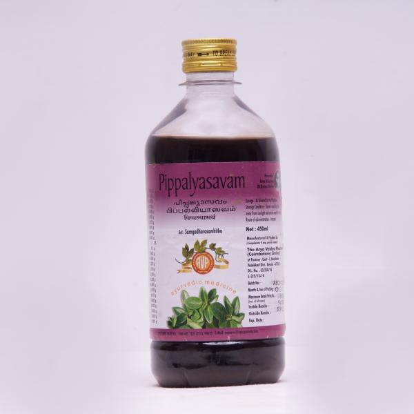 Arya Vaidya Pharmacy - Pippalyasavam