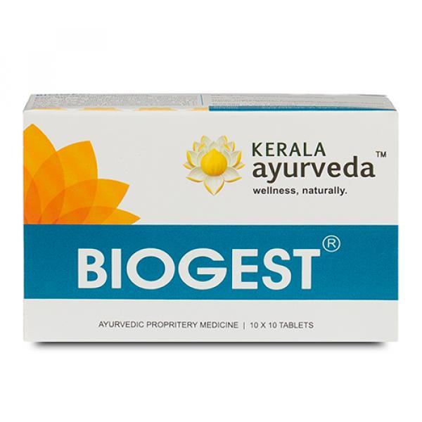 Kerala Ayurveda - Biogest