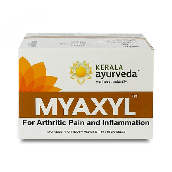 Kerala Ayurveda - Myaxyl Capsules