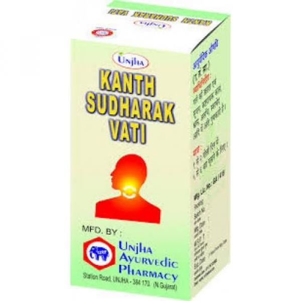 Unjha - Kanth Sudharak Vati
