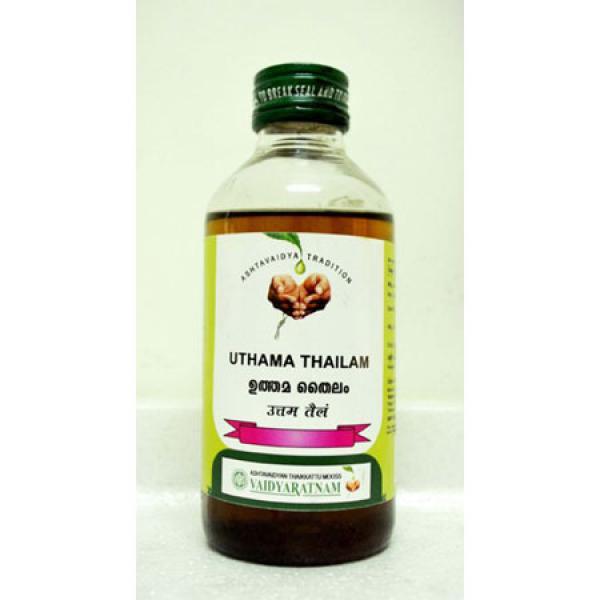 Vaidyaratnam - Uthama Thailam