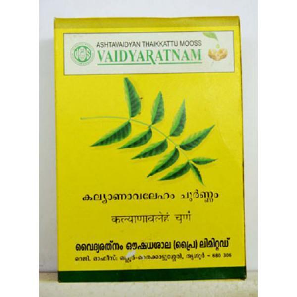Vaidyaratnam - Kalyanavaleham choornam