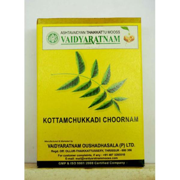 Vaidyaratnam - Kottamchukkadi Choornam