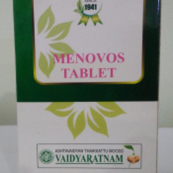 Vaidyaratnam - Menovos Tablet