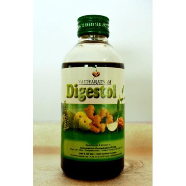 Vaidyaratnam - Digestol Syrup