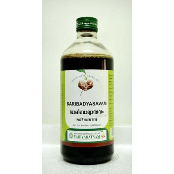 Vaidyaratnam - Saribasavam