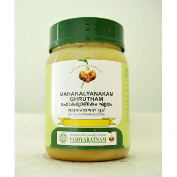 Vaidyaratnam - Mahakalyanakam Ghrutham