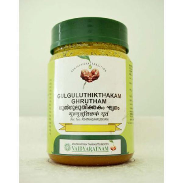 Vaidyaratnam - Gulguluthikthakam Ghrutham