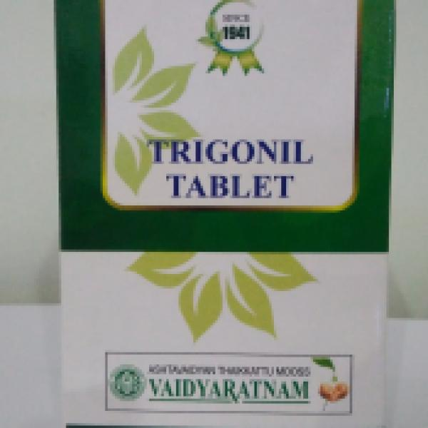 Vaidyaratnam - Trigonil Tablet