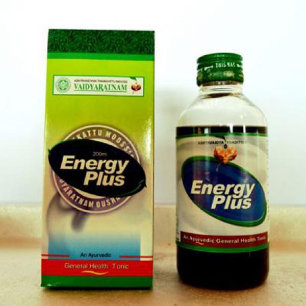 Vaidyaratnam - Energy Plus Syrup