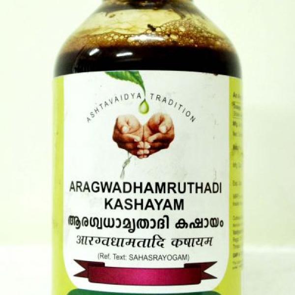 Vaidyaratnam - Aragwadhamruthadhi Kashayam