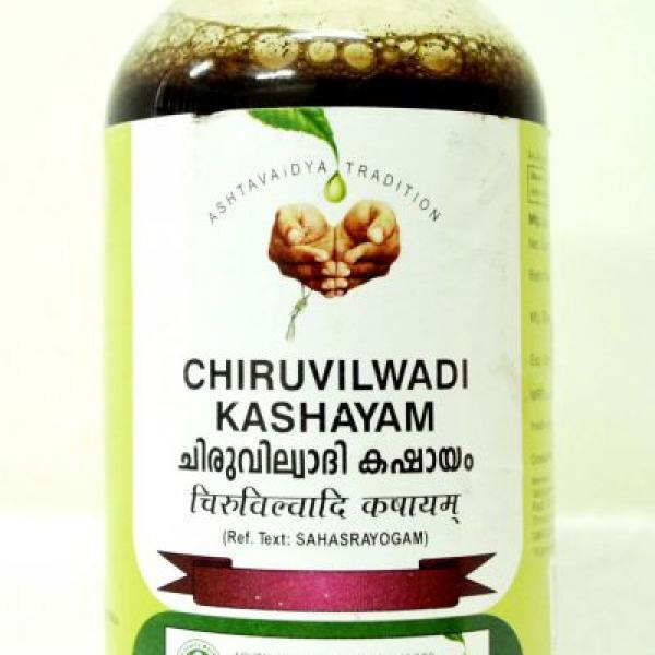 Vaidyaratnam - Chiruvilwadi Kashayam