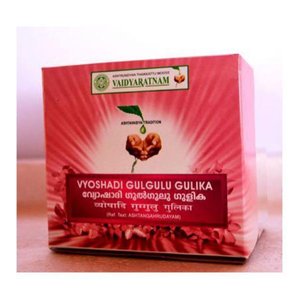 Vaidyaratnam - Vyoshadi Guggulu