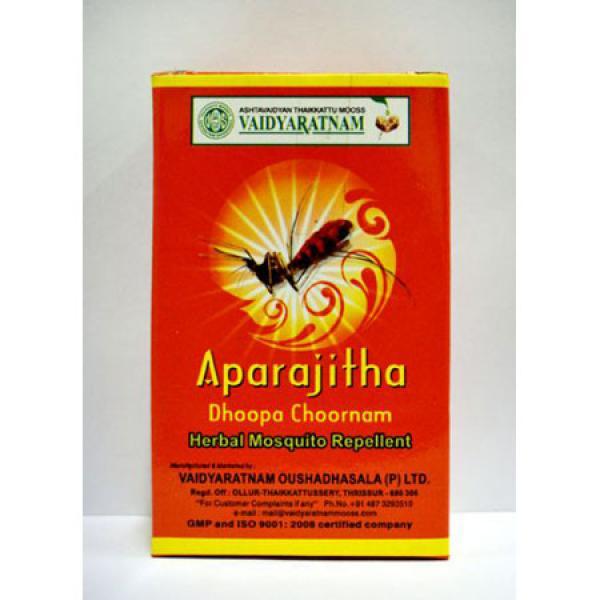 Vaidyaratnam - Aparajitha Dhoopa Choornam