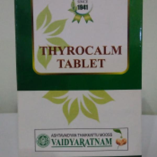 Vaidyaratnam - Thyrocalm