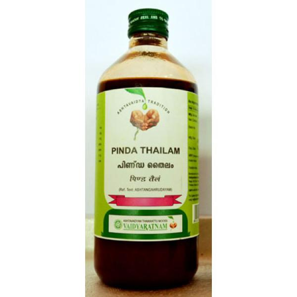 Vaidyaratnam - Pinda Thailam