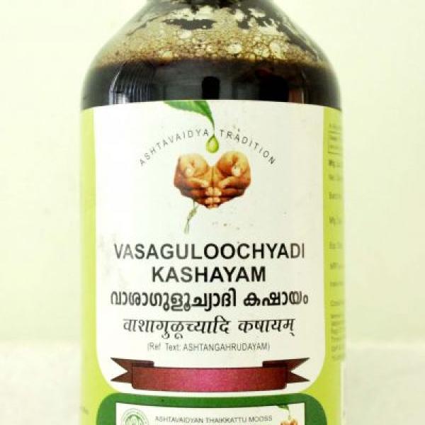 Vaidyaratnam - Vasaguloochyadi Kashayam