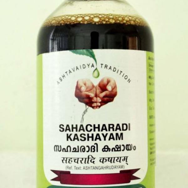 Vaidyaratnam - Sahacharadi Kashayam