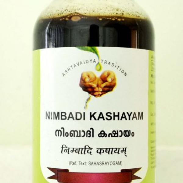 Vaidyaratnam - Nimbadi Kashayam