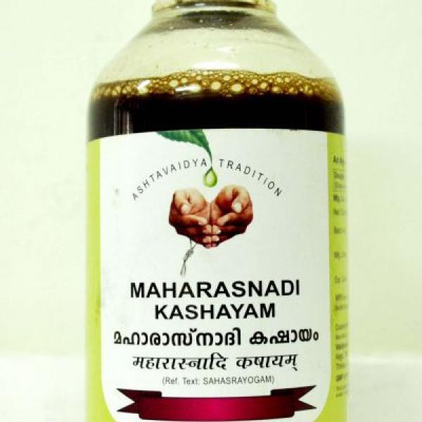Vaidyaratnam - Maharasnadi Kashayam