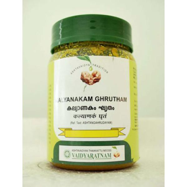 Vaidyaratnam - Kalyanakam Ghritham