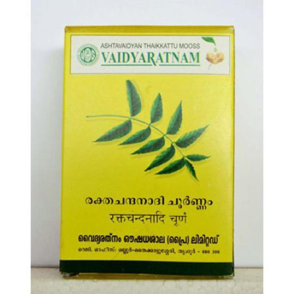 Vaidyaratnam - Rakthachandana Choornam